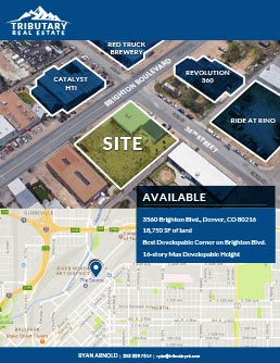 3560 Brighton Blvd Available Space RiNo Denver