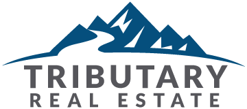 Tributary Real Estate Mobile Retina Logo