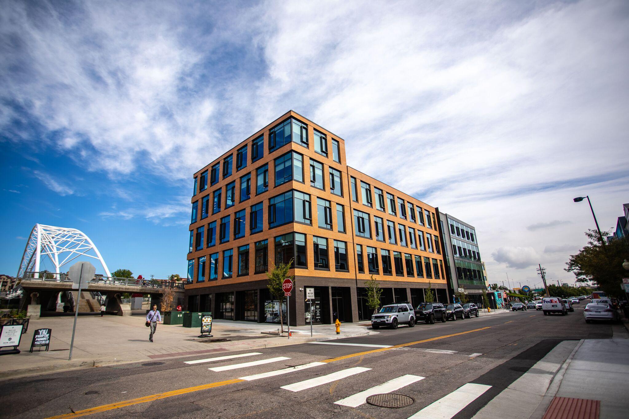 The Circa Building in LoDo Denver