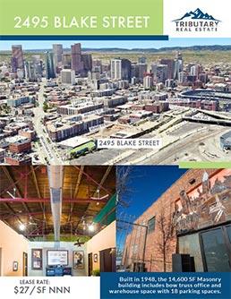 2495 Blake Street Leasing Brochure
