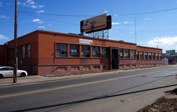 Globeville Warehouse Purchase Tributary Real Estate